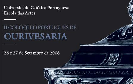 II Colóquio Português de Ourivesaria
