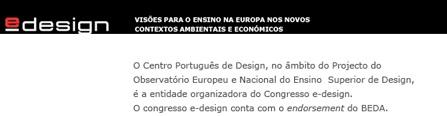 Congresso do Ensino Superior de Design