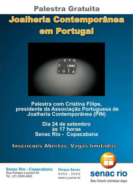 Joalharia Contemporânea em Portugal