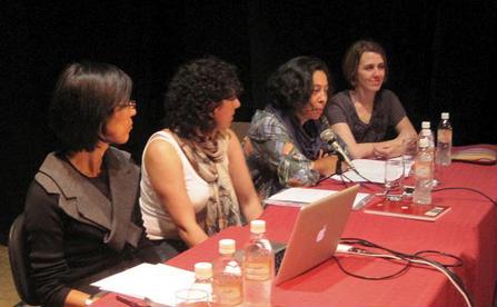 Cristina Filipe, Ana Paula de Campos, Prof. Dra. Ana Gouveia, Mirla Fernandes