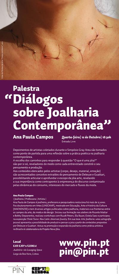 Diálogos da Joalharia Contemporânea